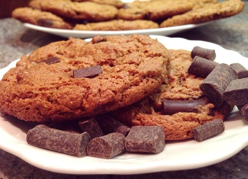 Grainless Chocolate Chunk Cookie